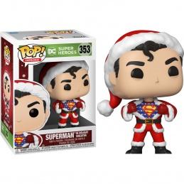 Funko pop! Dc Superman Noël
