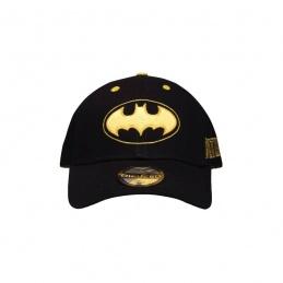 Casquette Logo Jaune Batman