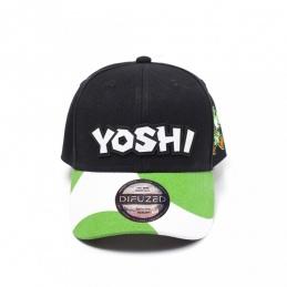 Casquette Noir Yoshi