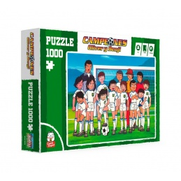 PUZZLE 1000P GROUPE OLIVE...