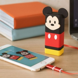 Batterie externe Disney MICKEY