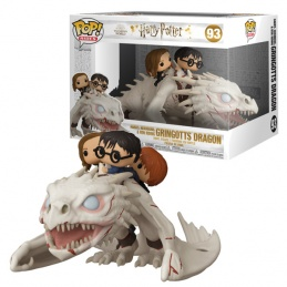 Funko pop! HP Rides Dragon