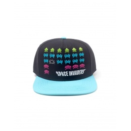 Casquette Space Invaders