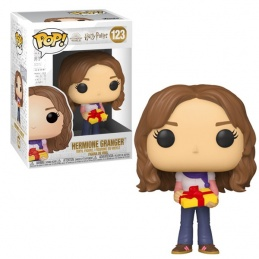 Funko pop! HP Hermione holiday