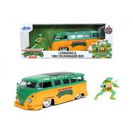 réplique Bus TMNT Tortues...