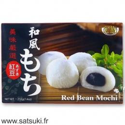 Mochi haricot rouge