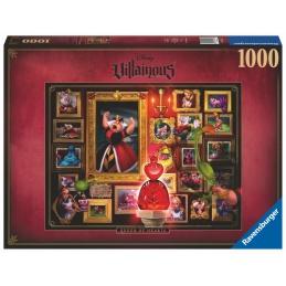 Puzzle 1000p Reine de Coeur...