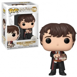 Funko pop! HP Neville livre...