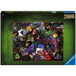 Puzzle 2000p Disney Villainous