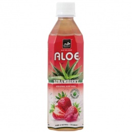 Tropical Aloe vera fraise...
