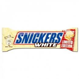 Snickers White au chocolat...