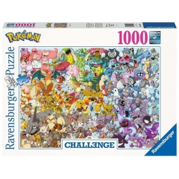 Puzzle 1000p Pokemon