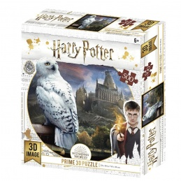 Puzzle 500p Harry Potter 3D...