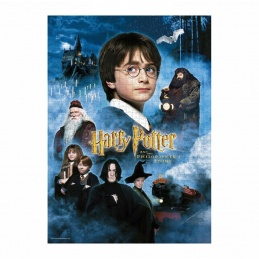 Puzzle 1000p Harry Potter