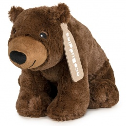PELUCHE ECO BUDDIES OURS