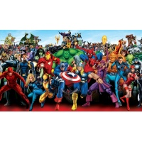 DC-Marvel