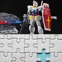 Gunpla-puzzles-maquettes