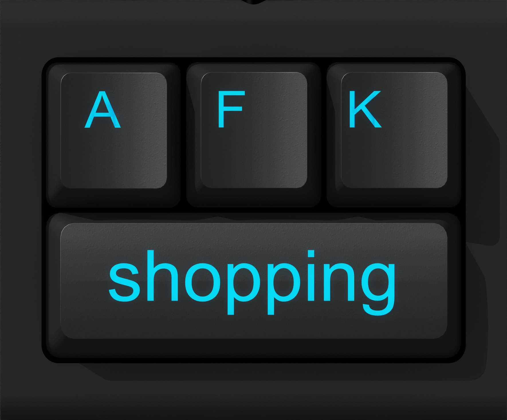 AFK Shopping