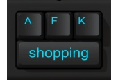 AFK Shopping